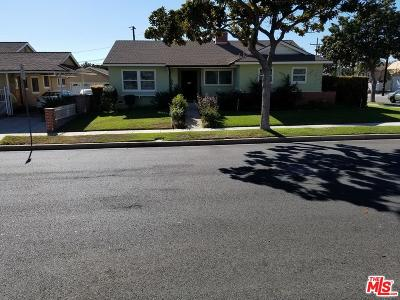 Inglewood Single Family Home For Sale: 10401 South 2nd Avenue