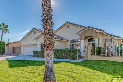 Cathedral City Single Family Home For Sale: 69315 Nilda Drive