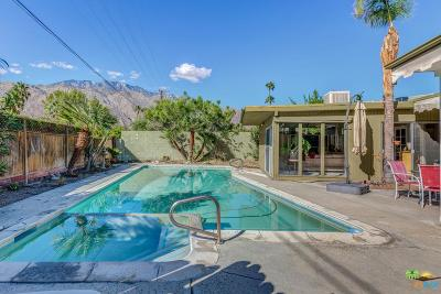 Palm Springs Single Family Home For Sale: 1431 East Tachevah Drive