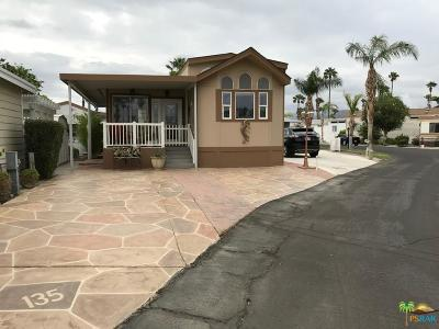 Cathedral City North (335), Cathedral City South (336) Mobile Home For Sale: 69801 Ramon Road #135