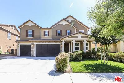 Saugus Single Family Home For Sale: 22324 Windriver Court