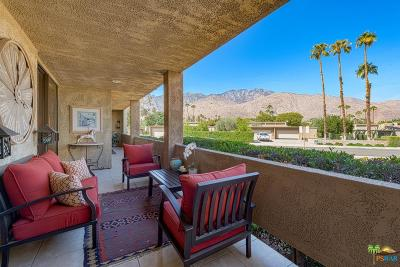 Palm Springs Condo/Townhouse For Sale: 1660 South La Reina Way #1D