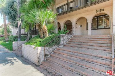 Encino Condo/Townhouse For Sale: 5334 Lindley Avenue #121