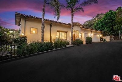 Studio City Single Family Home For Sale: 12725 Hacienda Drive