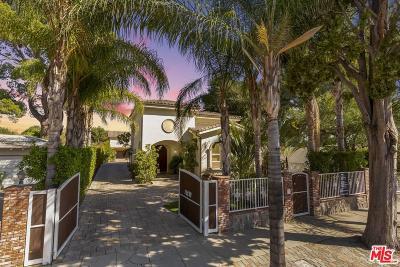 Mission Hills San Fernando Single Family Home For Sale: 11010 Memory Park Avenue