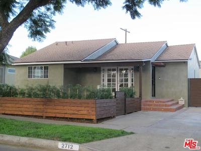 Single Family Home For Sale: 2712 Colby Avenue