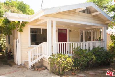 Single Family Home For Sale: 1304 Maltman Avenue
