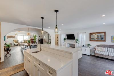 Single Family Home For Sale: 952 North Crescent Heights Boulevard