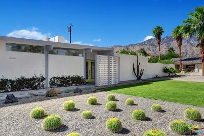 Palm Springs Single Family Home For Sale: 2205 East Hudson Road