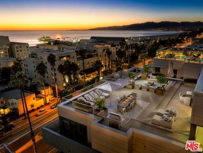 Santa Monica Condo/Townhouse Sold: 1755 Ocean Avenue #PH9A9B