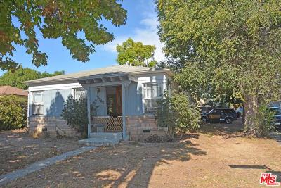 Single Family Home For Sale: 3752 Beethoven Street