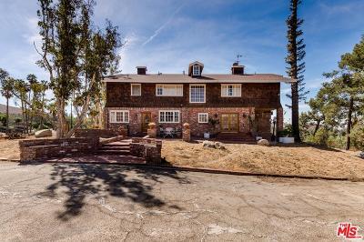 Shadow Hills Single Family Home For Sale: 9705 La Canada Way