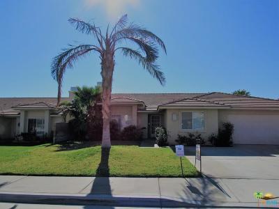 Desert Hot Springs Single Family Home For Sale: 65749 Estrella Avenue