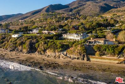 Malibu Single Family Home For Sale: 33740 Pacific Coast Highway