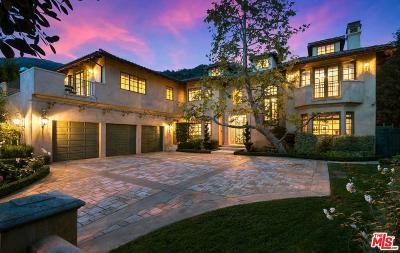 Pacific Palisades Single Family Home For Sale: 1466 Bienveneda Avenue