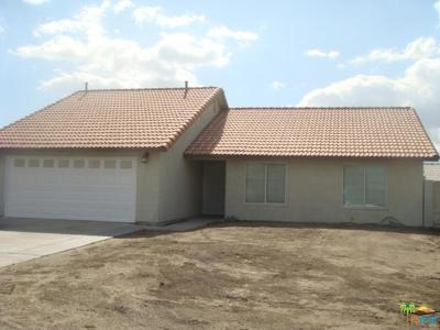 Cathedral City Single Family Home For Sale: 67235 Verona Road