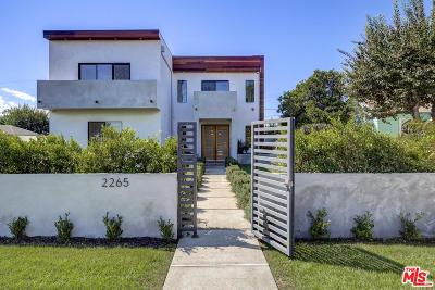 Los Angeles County Single Family Home For Sale: 2265 Wellesley Avenue