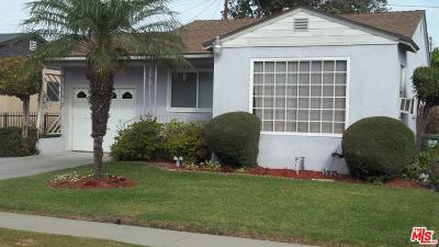 Compton Single Family Home For Sale: 2208 North Grape Avenue