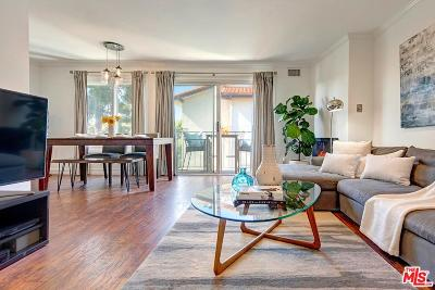 Playa Del Rey Condo/Townhouse For Sale: 8163 Redlands Street #66