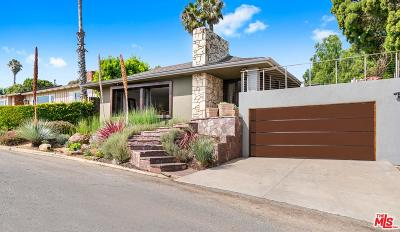 Single Family Home For Sale: 17607 Tramonto Drive