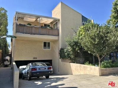 Santa Monica Condo/Townhouse For Sale: 1454 Yale Street #1