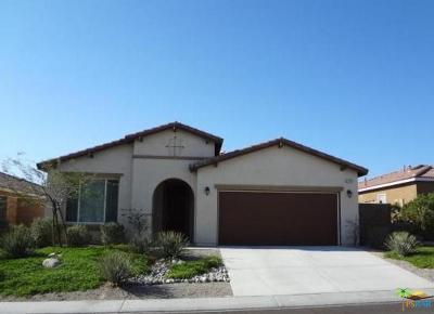 Desert Hot Springs Single Family Home For Sale: 62799 North Crescent Street
