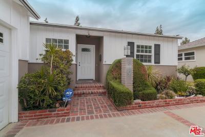 Reseda Single Family Home For Sale: 8107 Nestle Avenue