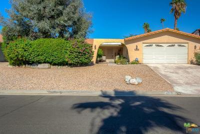 Desert Hot Springs Single Family Home For Sale: 8556 Warwick Drive