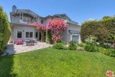 Single Family Home For Sale: 669 El Medio Avenue