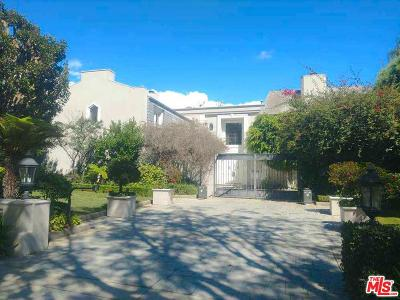 Beverly Hills Rental For Rent: 712 North Alpine Drive