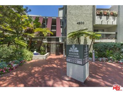Culver City Condo/Townhouse For Sale: 4900 Overland Avenue #264