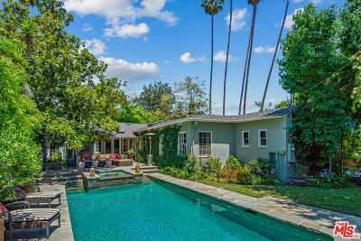 Beverly Hills Rental For Rent: 503 North Camden Drive