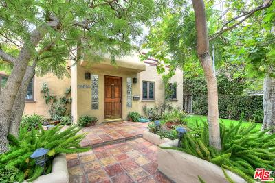 Los Angeles Single Family Home For Sale: 10534 Almayo Avenue