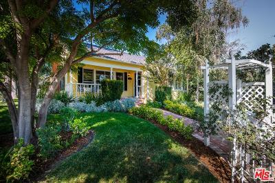 Burbank Single Family Home For Sale: 1617 West Clark Avenue