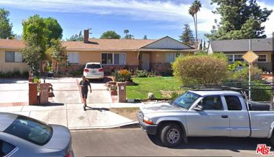 Reseda Single Family Home For Sale: 6425 Bothwell Road