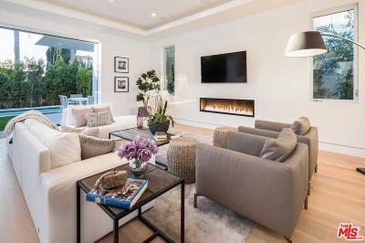 Single Family Home For Sale: 637 North Gardner Street