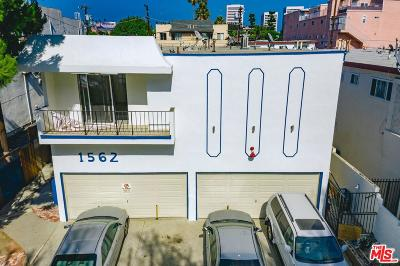 Los Angeles County Residential Income For Sale: 1562 Barry Avenue