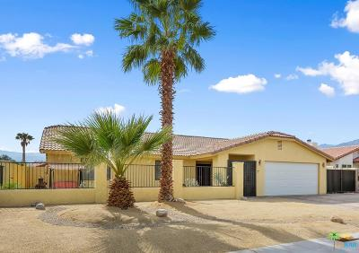 Cathedral City Single Family Home For Sale: 67875 Paletero Road
