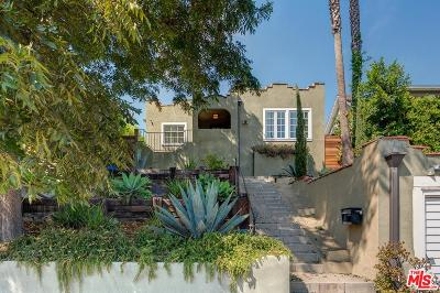 Single Family Home For Sale: 1339 McCollum Street