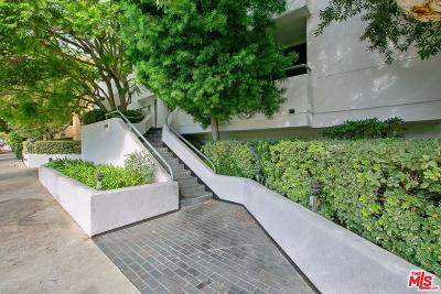 Los Angeles County Condo/Townhouse For Sale: 656 North West Knoll Drive #101