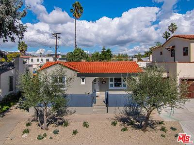 Single Family Home For Sale: 7459 Rosewood Avenue