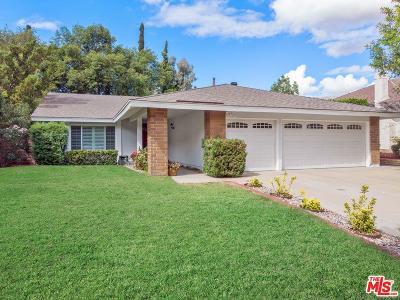 Chatsworth Single Family Home For Sale: 20723 Nashville Street