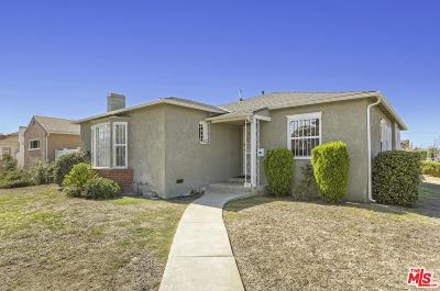 Single Family Home For Sale: 1901 Stearns Drive