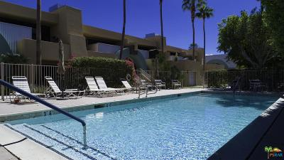 Palm Springs Condo/Townhouse For Sale: 100 East Stevens Road #508