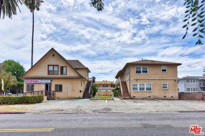Residential Income For Sale: 3995 Inglewood Boulevard