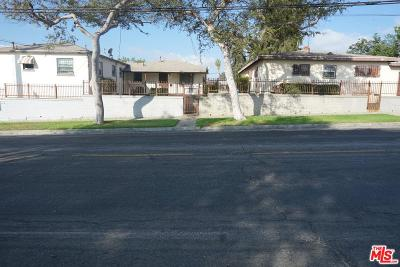 Inglewood Residential Income For Sale: 701 Marlborough Avenue