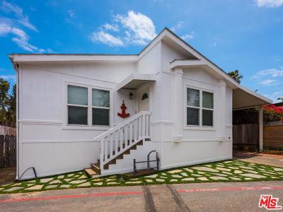 Los Angeles County Mobile Home For Sale: 189 Paradise Cove Rd