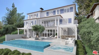 Pacific Palisades Single Family Home For Sale: 712 Hampden Place
