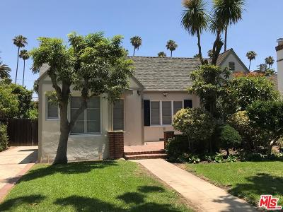 Beverly Hills Rental For Rent: 332 South Maple Drive