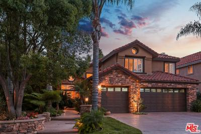 Simi Valley Single Family Home For Sale: 742 Arvada Court